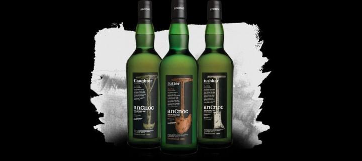 AnCnoc a lansat prima serie de whisky afumat