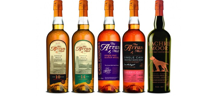 Isle of Arran 17 Year Old sau Spirit of Nature