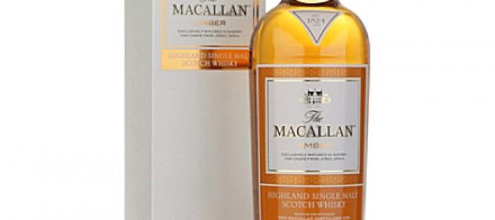 Recomandarea Mr.Malt: Macallan Amber