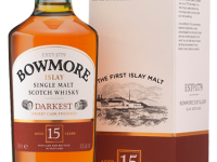 Recomandarea Mr.Malt: Bowmore 15 ani Darkest