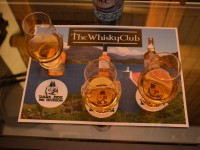 Prima întâlnire The Whisky Club