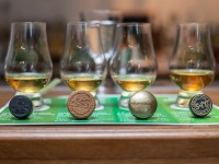 Degustare irish whiskey de St Patrick's Day