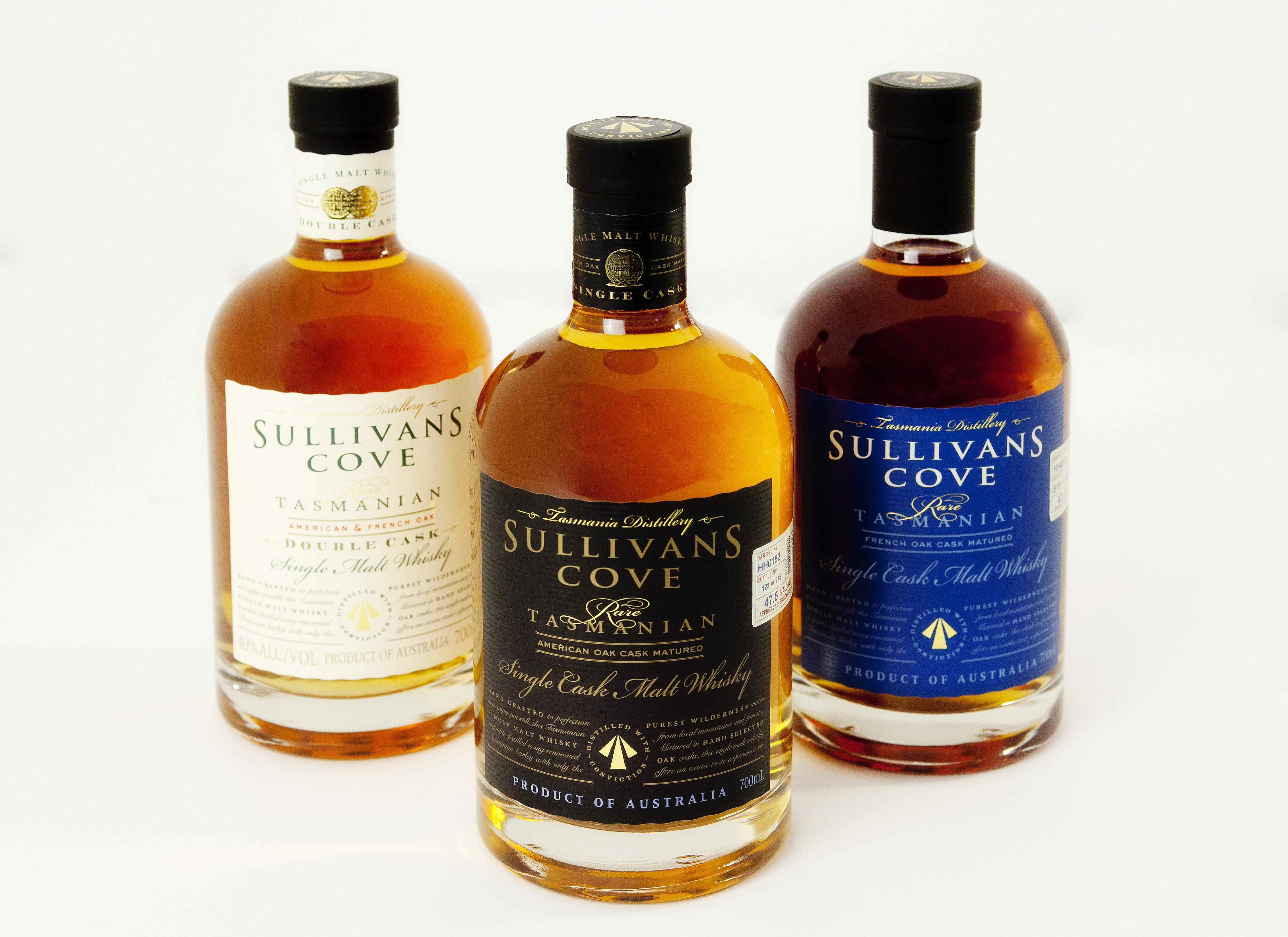 Three-bottles