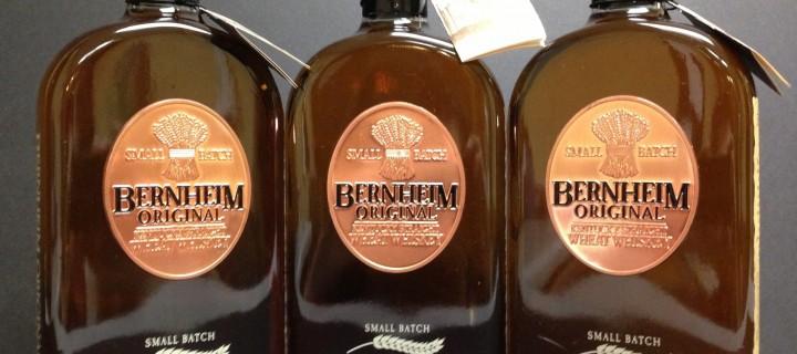 Noul design al whisky-ului din grâu Bernheim Original evidenţiază declarația de vârstă