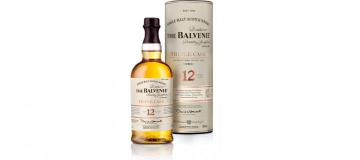 Recomandarea Mr. Malt: Balvenie 12 YO Triple Cask