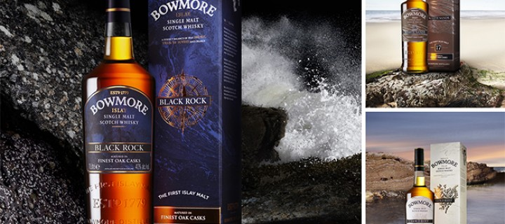 O nouă gamă Bowmore în magazinele travel retail