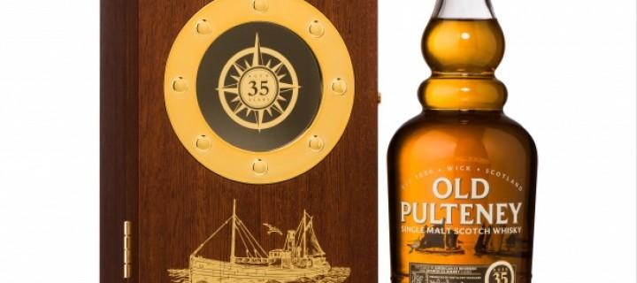 Old Pulteney lansează o ediţie limitată de 35 de ani