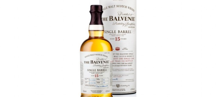Recomandarea Mr. Malt: The Balvenie Single Barrel 15 YO