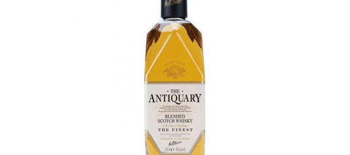 Recomandarea Mr. Malt: The Antiquary  Blended Scotch Whisky
