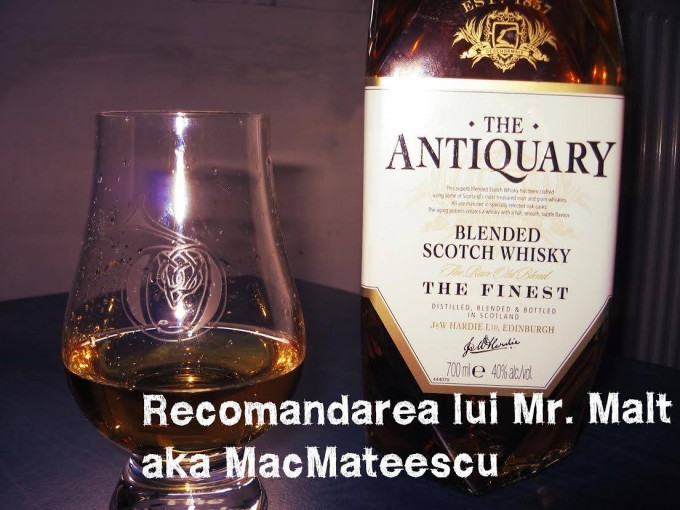 Antiquary by Mr Malt