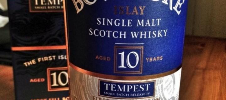 Bowmore lansează single malt-ul Tempest V