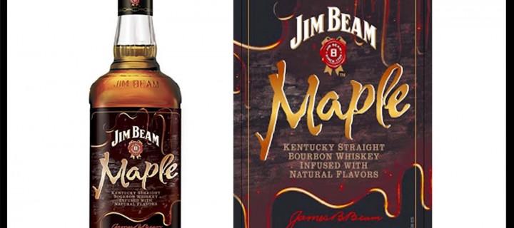 Jim Beam lansează sortimentul de bourbon infuzat cu arţar