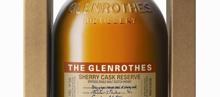 Glenrothes lansează Sherry Cask Reserve