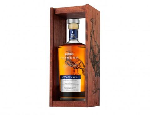 Wild Turkey Bourbon a lansat un whisky aniversar