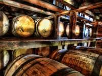 Clătirea butoaielor de whisky