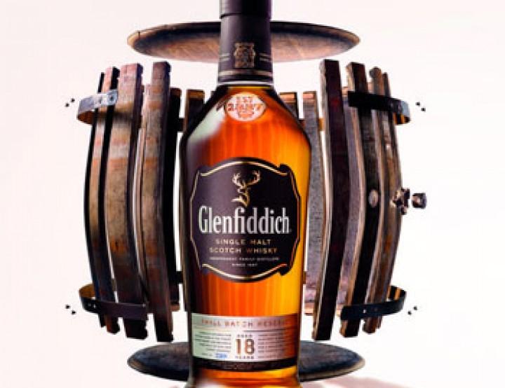 William Grant and Sons lansează Glenfiddich 18 YO cu un alt design