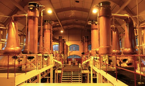 Cum se produce whisky-ul din malț?