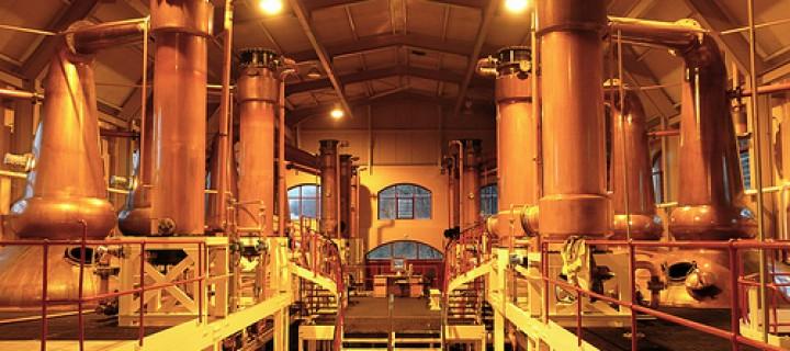 Cum se produce whisky-ul?