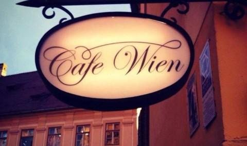 Cafe Wien – Sibiu