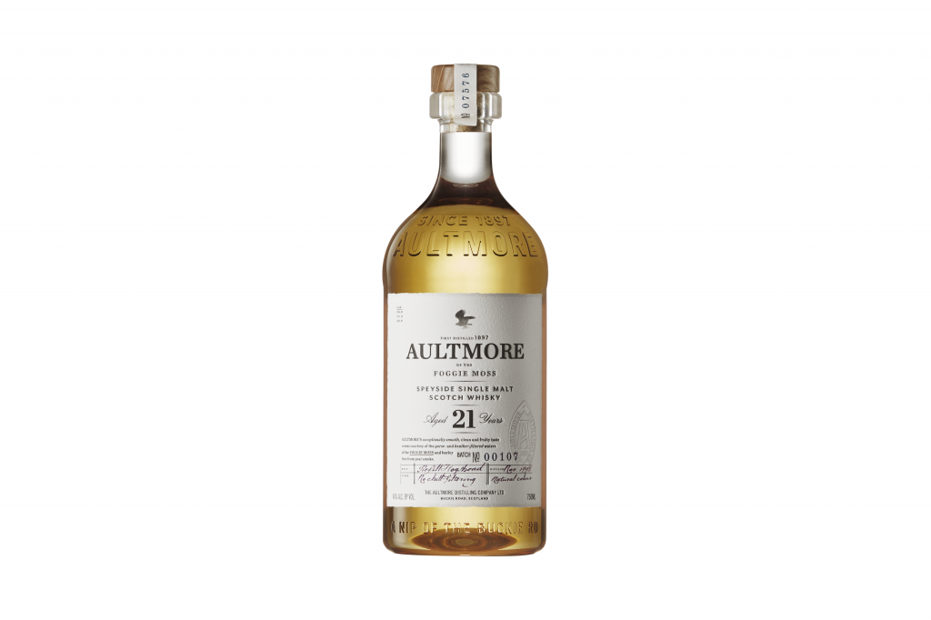 Aultmore-21YO-Whisky-Bacardi-Group