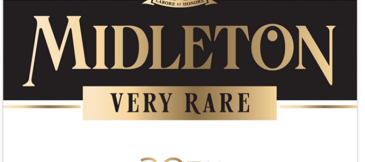 Distilatorii irlandezi sărbatoresc 30 de ani de Midleton Very Rare Whiskey