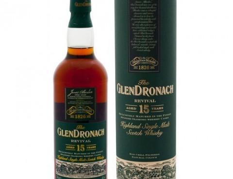 Recomandarea lui Mr. Malt: GlenDronach 15 Revival