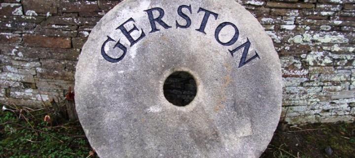 Recomandarea lui Mr Malt: Gerston