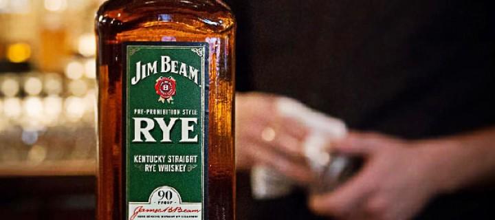 Jim Beam a anunțat o noua eticheta