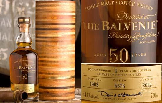 the_balvenie_fifty_single_malt_scotch_whisky_marks_malt_master_david_stewarts_50th_year_at_he_balvenie_distillery_ln1jj
