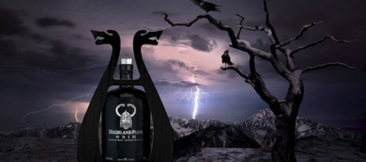 Highland Park completează colecția Valhalla cu Odin, o sticlă deosebit de interesantă