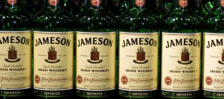 Jameson a lansat noua sticlă anuală