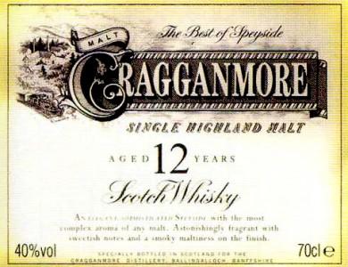 Recomandarea lui Mr. Malt Cragganmore 12 yo