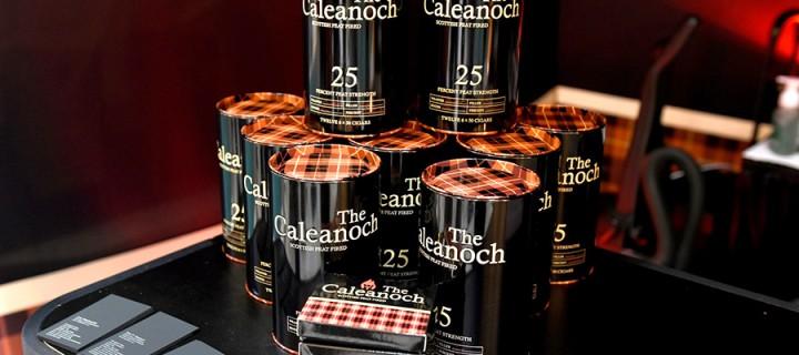 Inovație cu iz de peated whisky în lumea trabucurilor