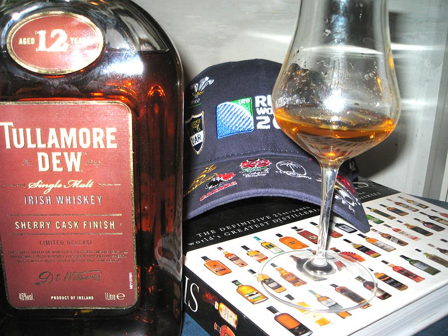 recenzie tulamore 12 sherry cask