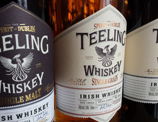 Recomandarea lui Mr. Malt Teeling whiskey