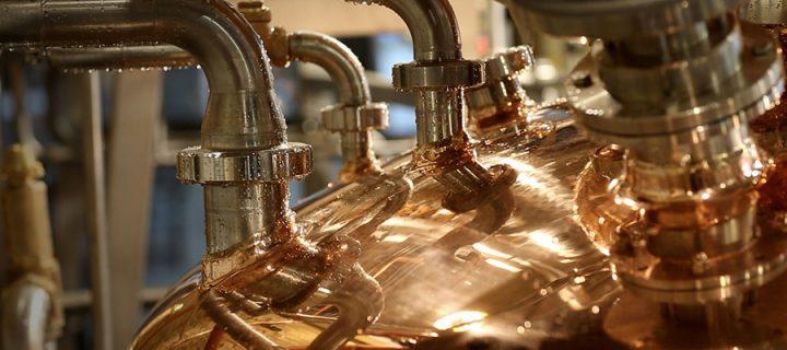 Distilarea whisky-ului