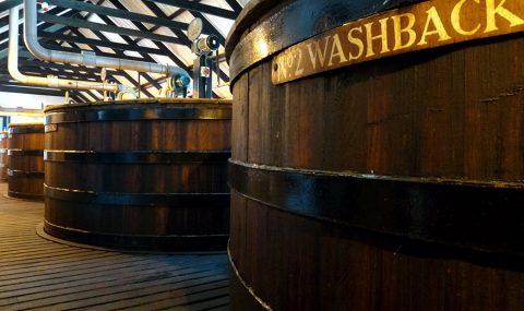 Fermentarea ca etapă în producerea  whisky-ului