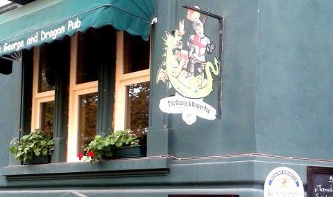 The George & Dragon Pub – București