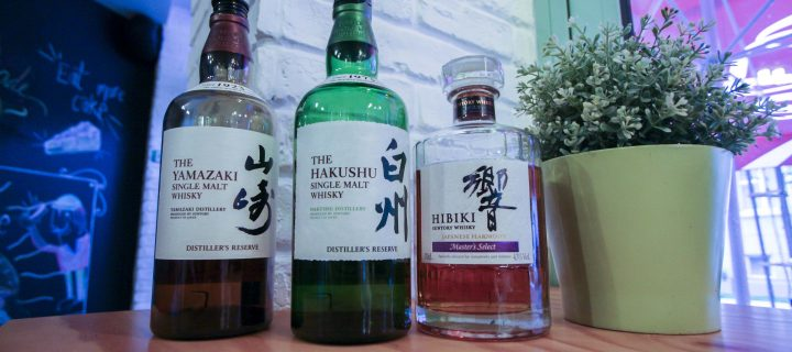 Degustare japoneze Bellini iunie 2016