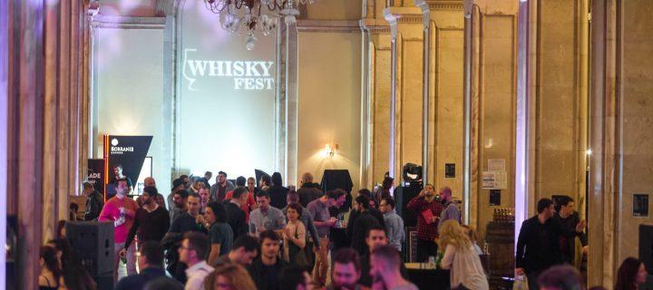 Whisky Fest 2016, primul festival dedicat whisky-ului din România